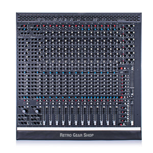 Zahl AM1 Mixing Recording Console Top