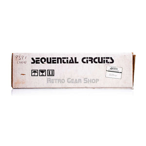 Sequential Circuits Pro One Original Box