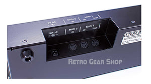 Stereoping Programmer Rhodes Chroma Rear Connections