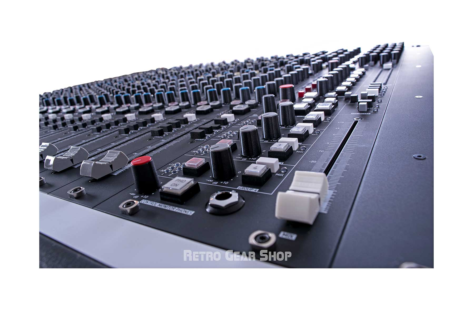 Zahl AM1 Mixing Recording Console Master Channel