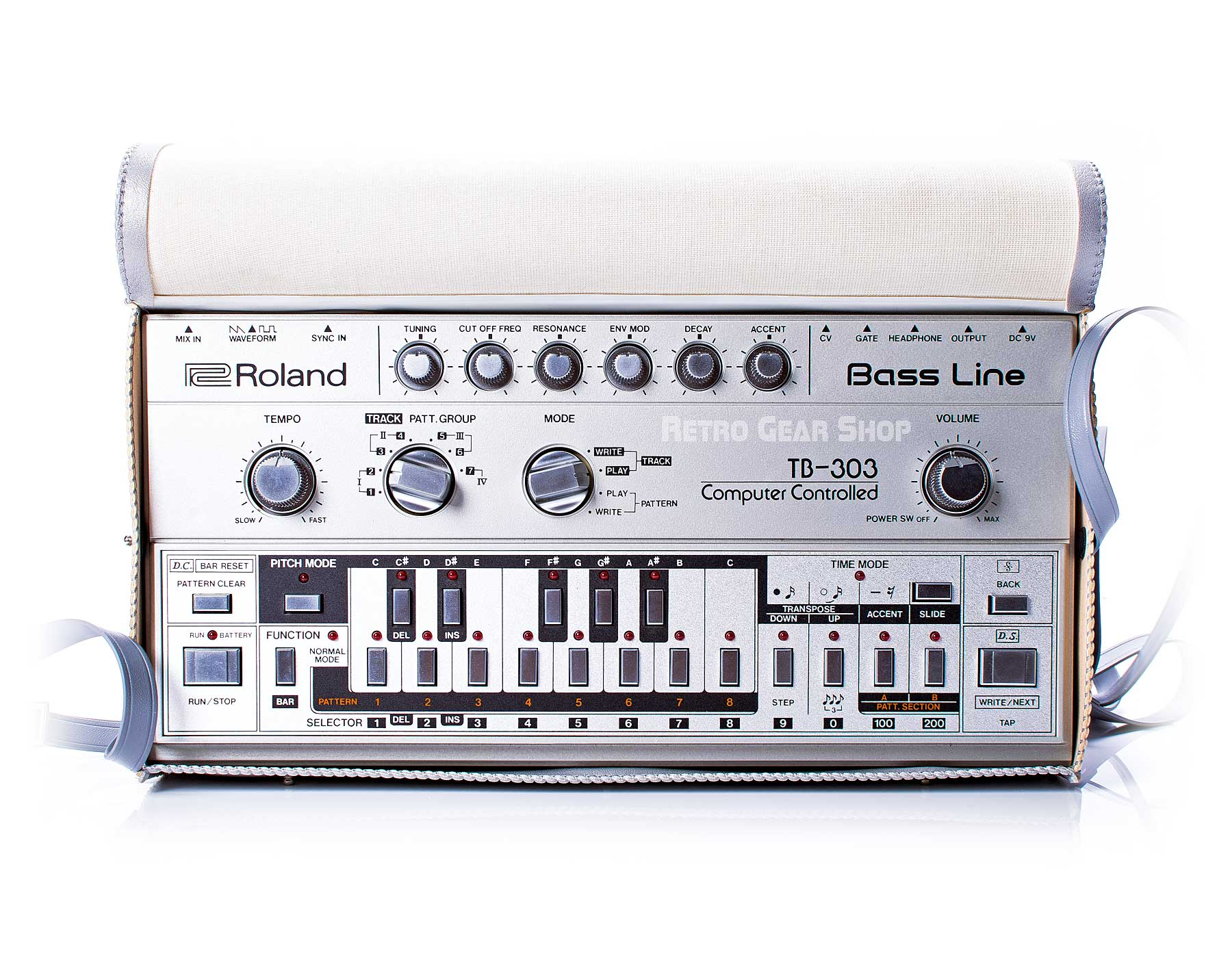Roland TB-303 Carry Bag