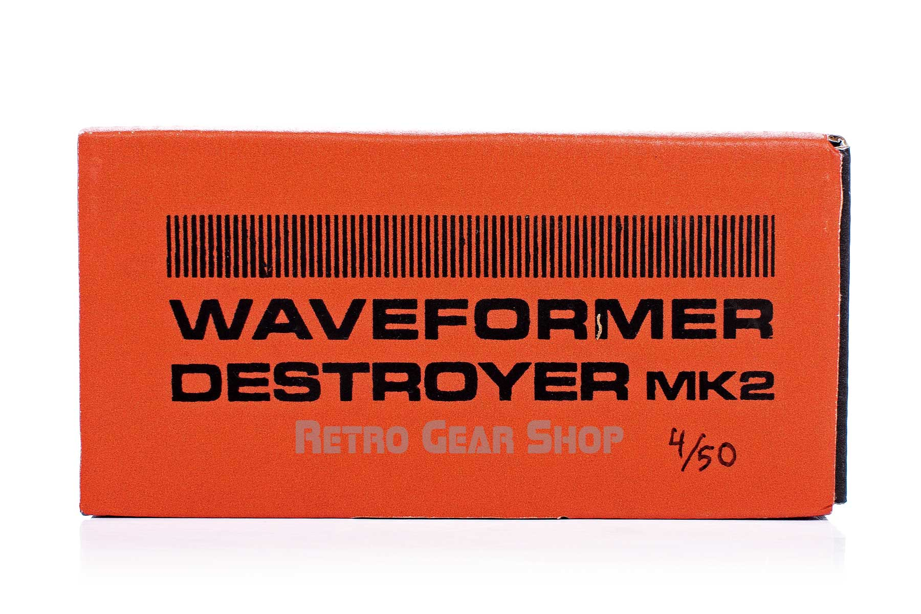 Death By Audio Waveformer Destroyer Mk2 Custom Box Serial Number