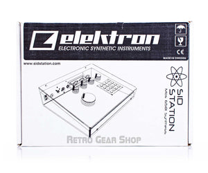 Elektron Sidstation Final Run Original Box