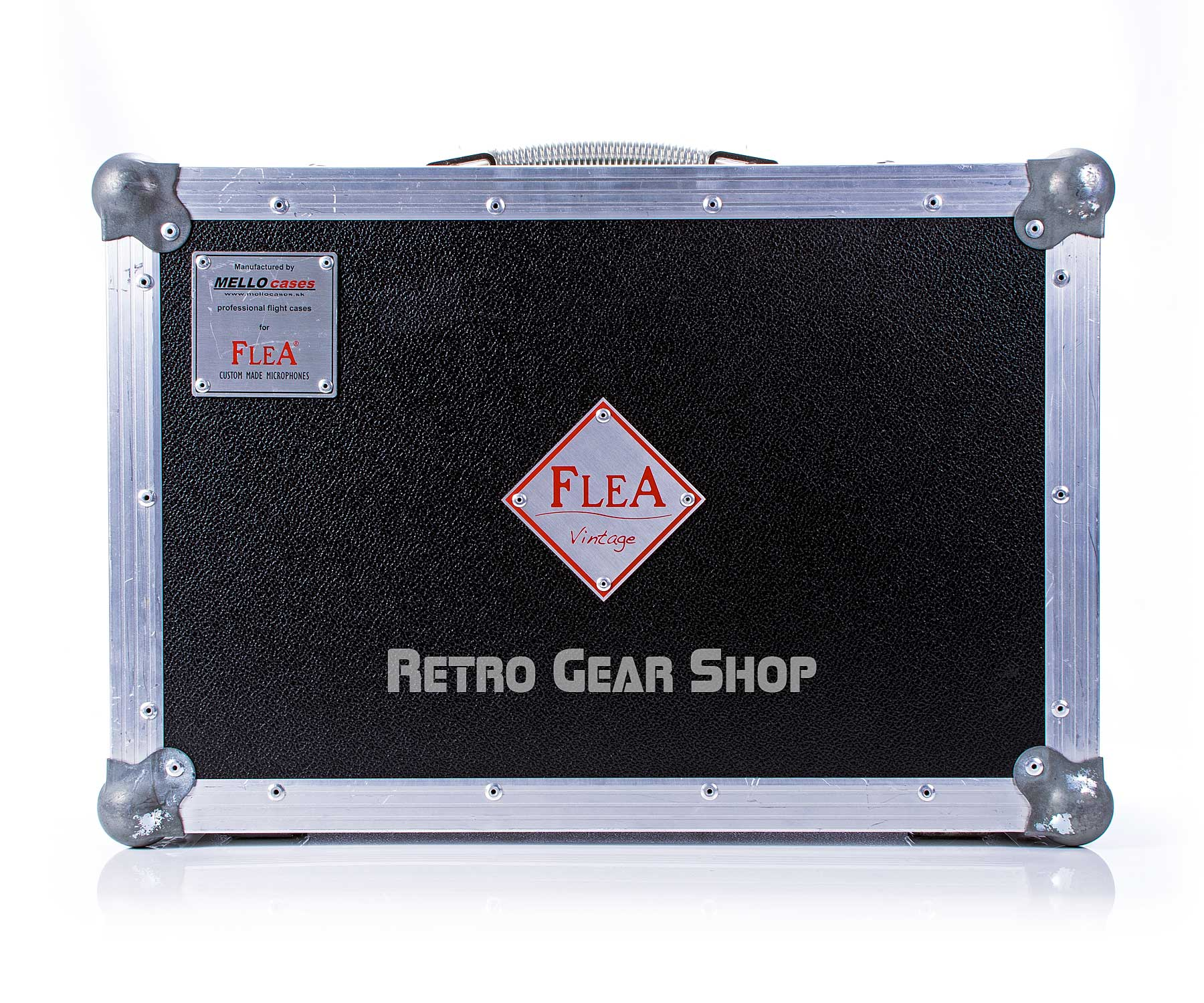 FLEA Microphones 12 Flight Case