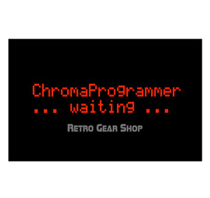 Stereoping Programmer Rhodes Chroma LED Screen