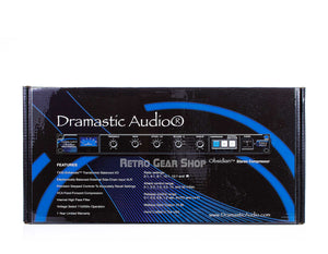 Dramastic Audio Obsidian Box