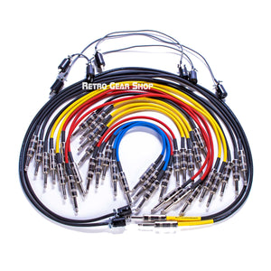 Moog Model 15 Reissue Patch Cables