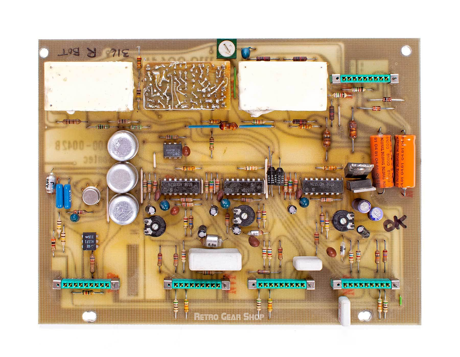 Sontec MES-430B Spare Card Top #3044