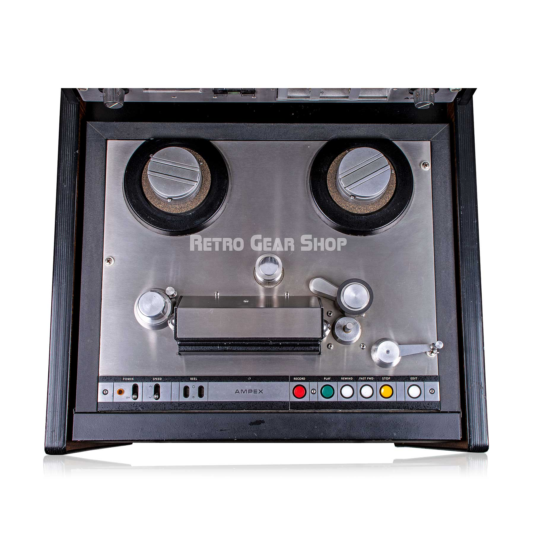 "Ampex AG-440 8-track 1"" Top"