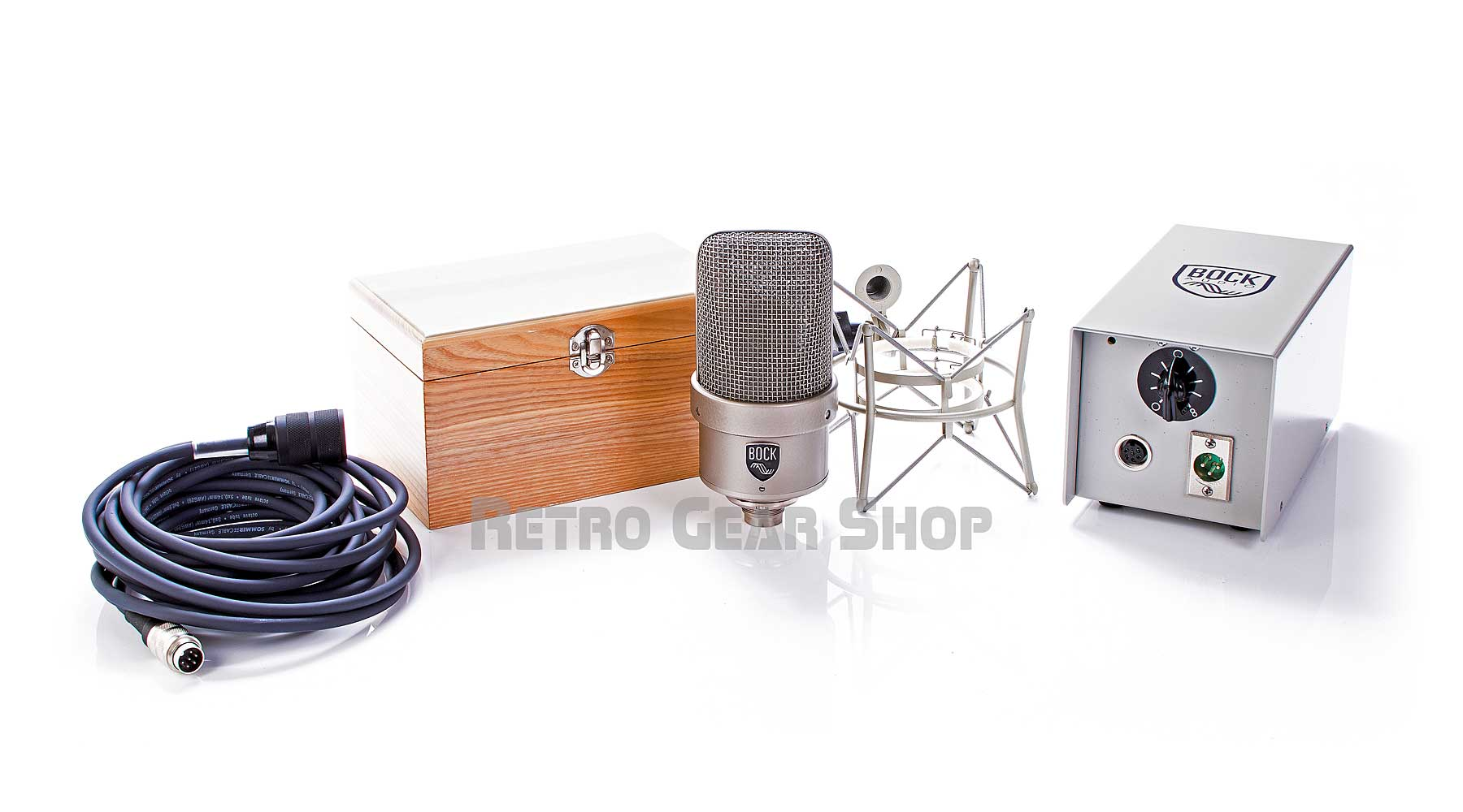 Bock Audio 49 Set