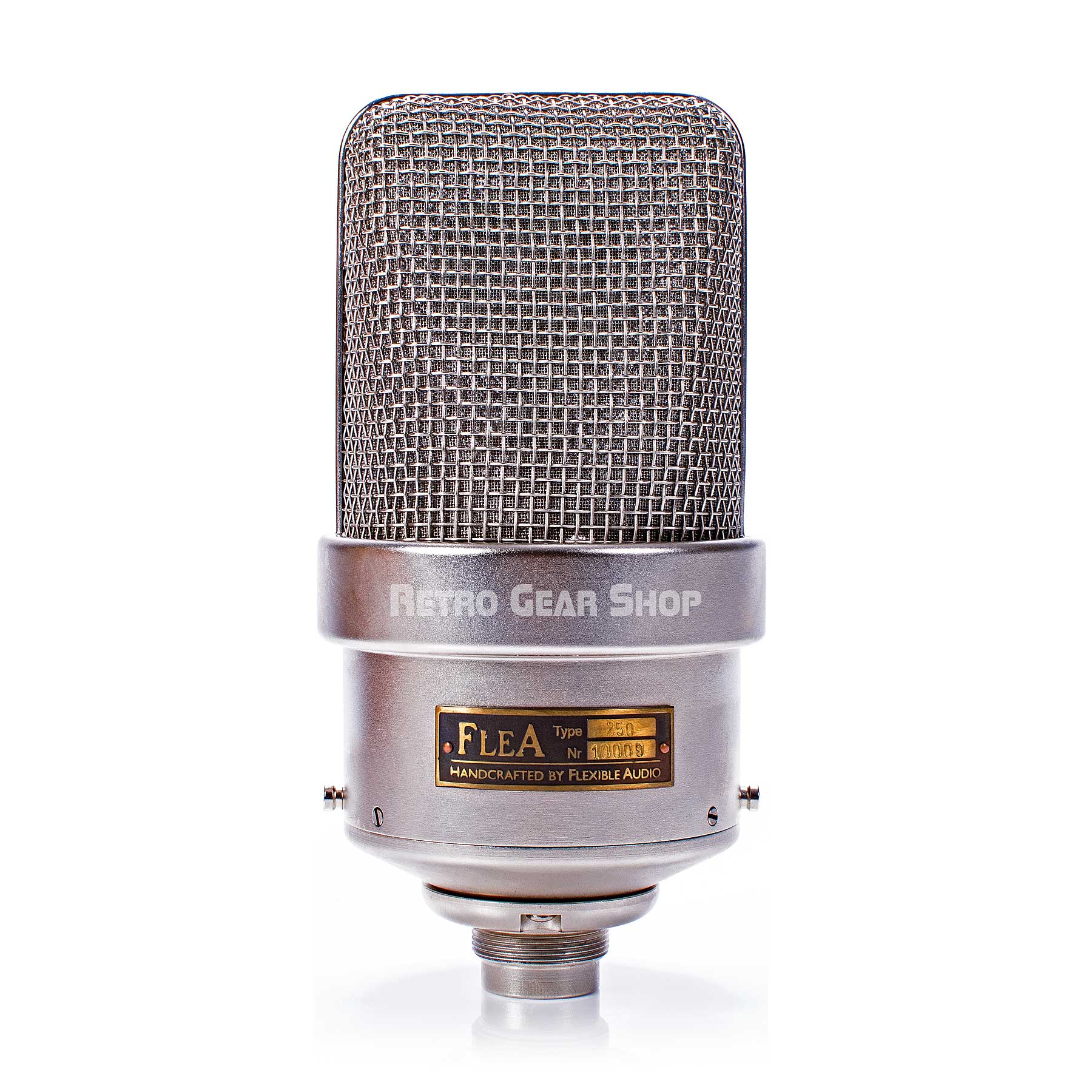 FLEA Microphones 250 Rear