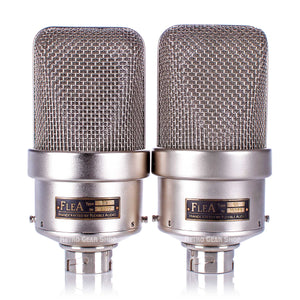 FLEA Microphones 50 Sequential Stereo Pair Rear
