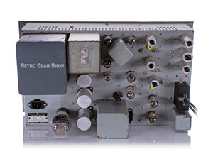 General Electric GE BA-7A Tube Limiter Rear