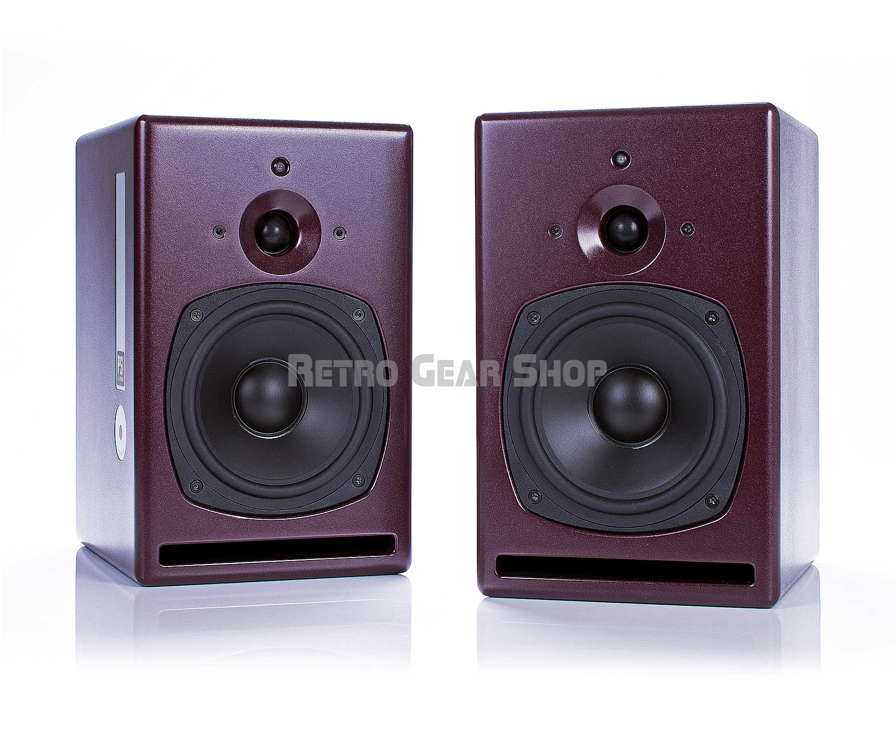 PSI Audio A17-M Stereo Pair Front