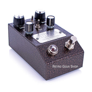 Pettyjohn Electronics Gold Drive Overdrive Front Left