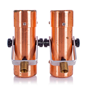 Placid Audio Copperphone Stereo Pair Rear