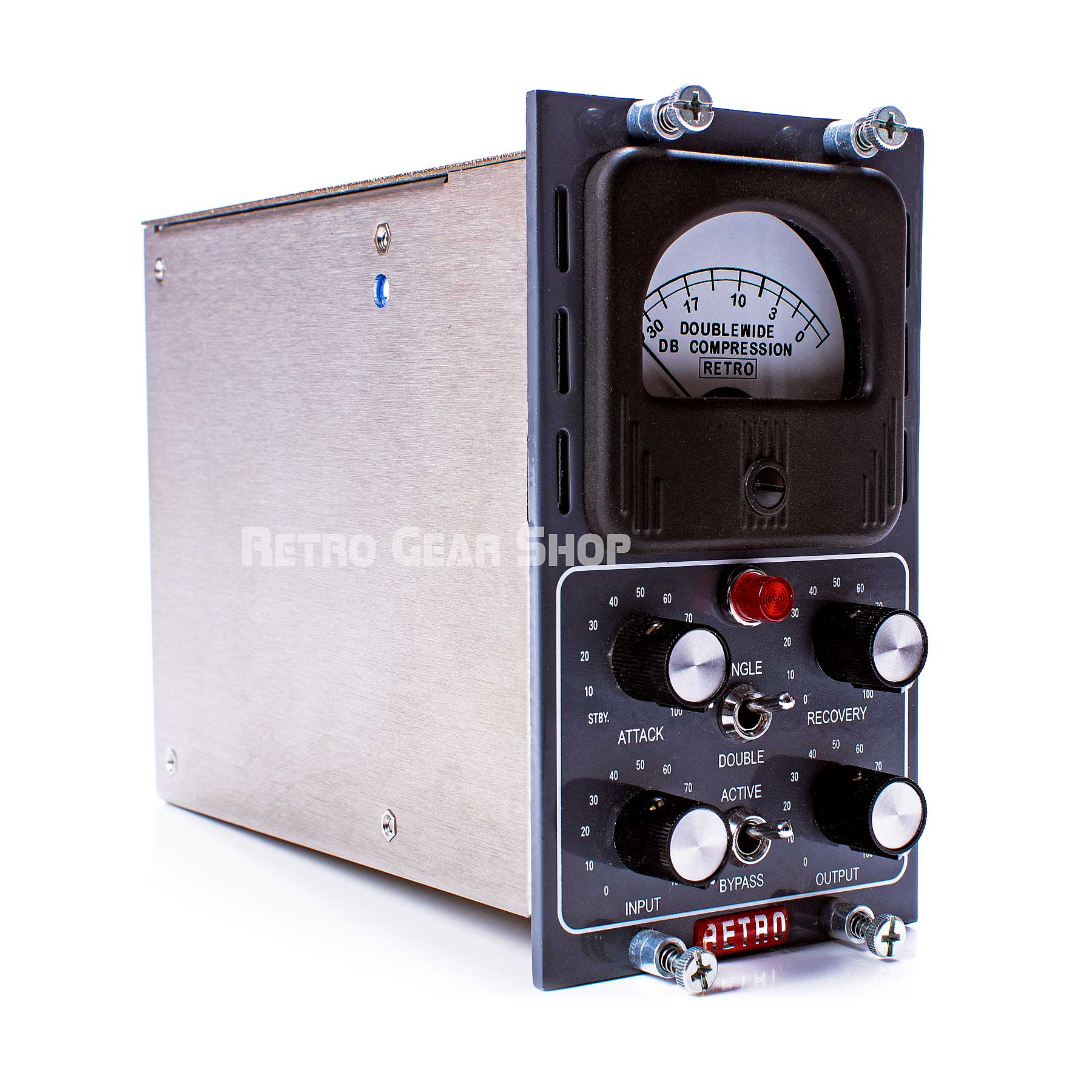 Retro Instruments Doublewide Tube Compressor 500 Series