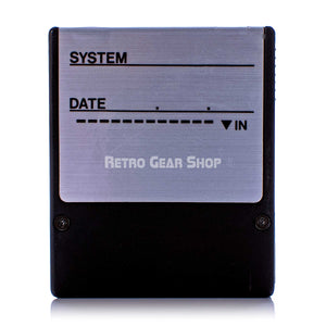 Roland M-64C Memory Cartridge Rear