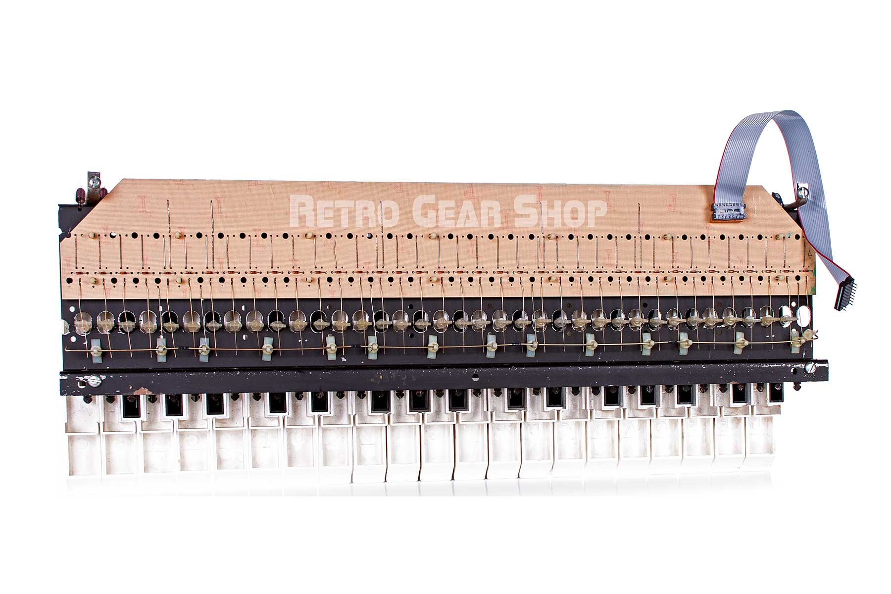 Sequential Circuits Pro One J-wire Replacement Keyboard Assembly Rear