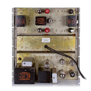 Signal Corps AF Amplifier AM-186A/FR Rear