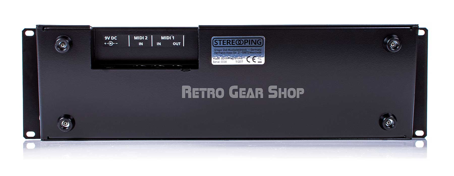 Stereoping Programmer Roland MKS-80 Bottom