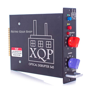 XQP 545 Optical Disrupter Left