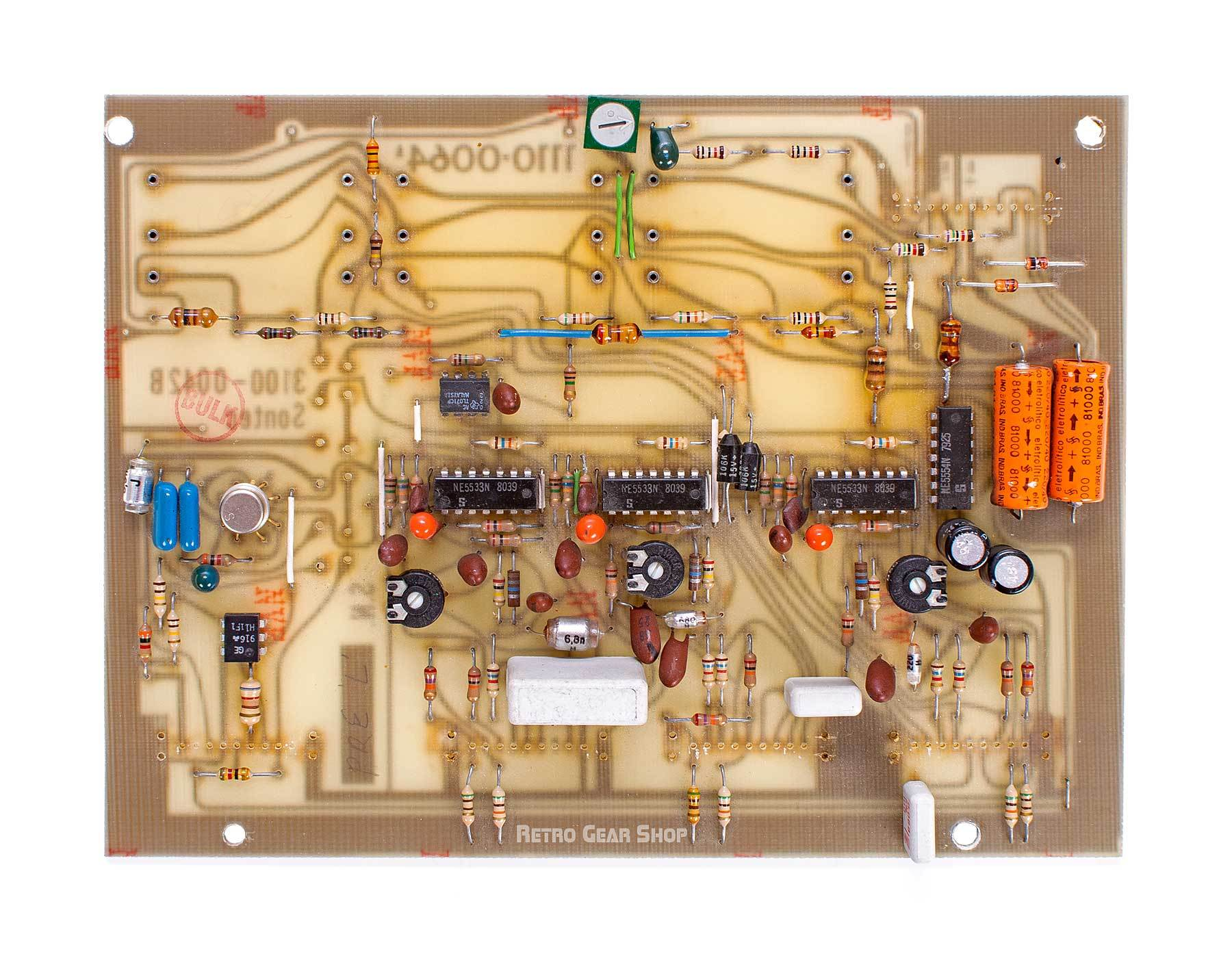 Sontec MES-430B Spare Card Top