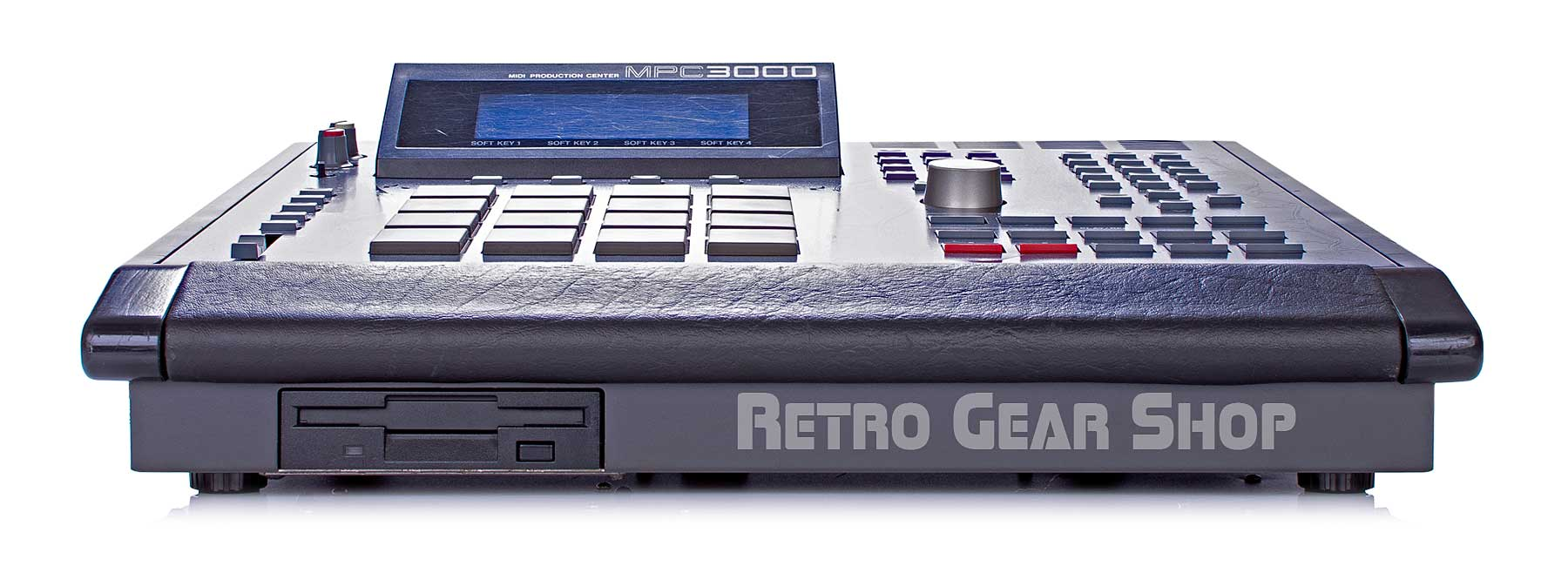 Akai MPC3000 LE Limited Edition Front