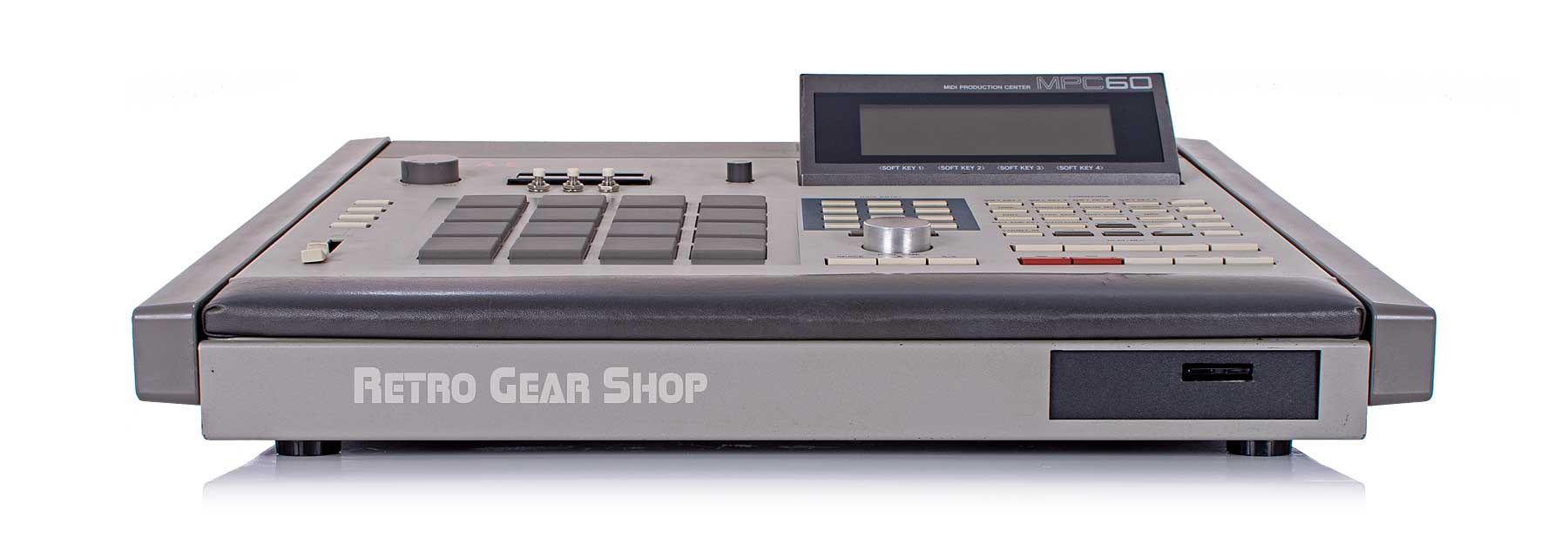 Akai MPC60 Mk1 Upgraded Front