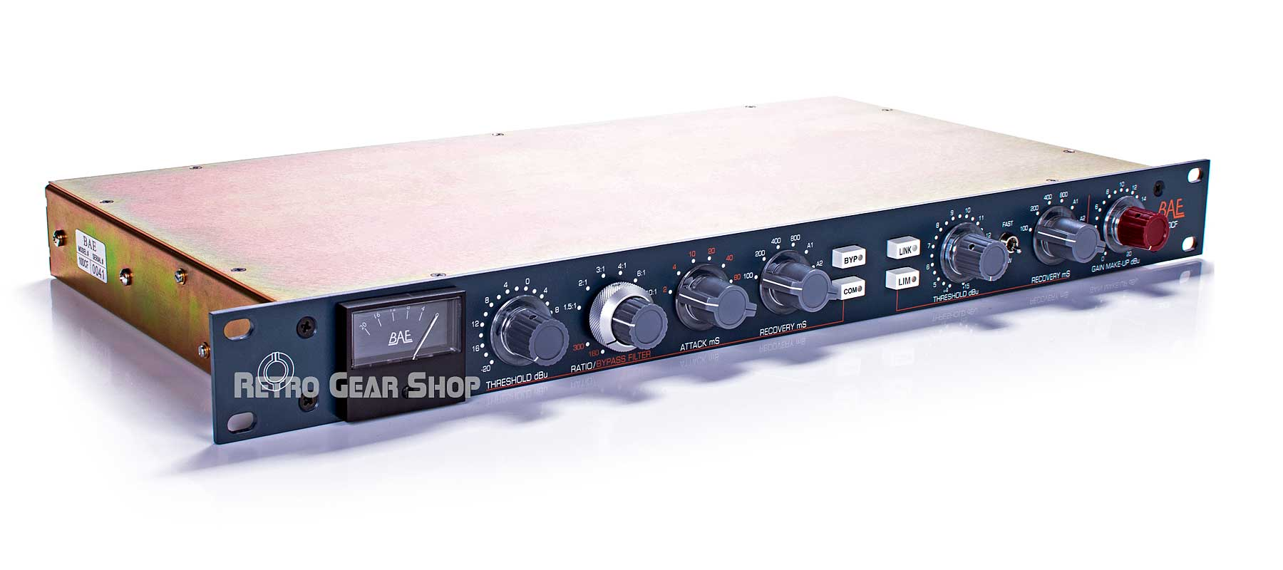 BAE 10DCF Analog Compressor Top