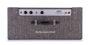 Benson-Amps-Earhart-Reverb-1x12-Night-Moves-Combo-Wheat-Grill-Top