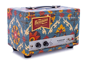 Benson Amps Earhart Head Aunt Top Left