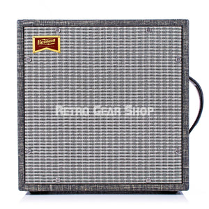 Benson Amps Vinny 1x10 Cab Night Moves Silver Grill Front
