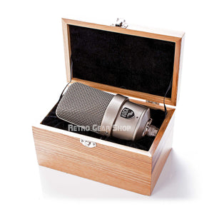 Bock Audio 49 Wood Box Case
