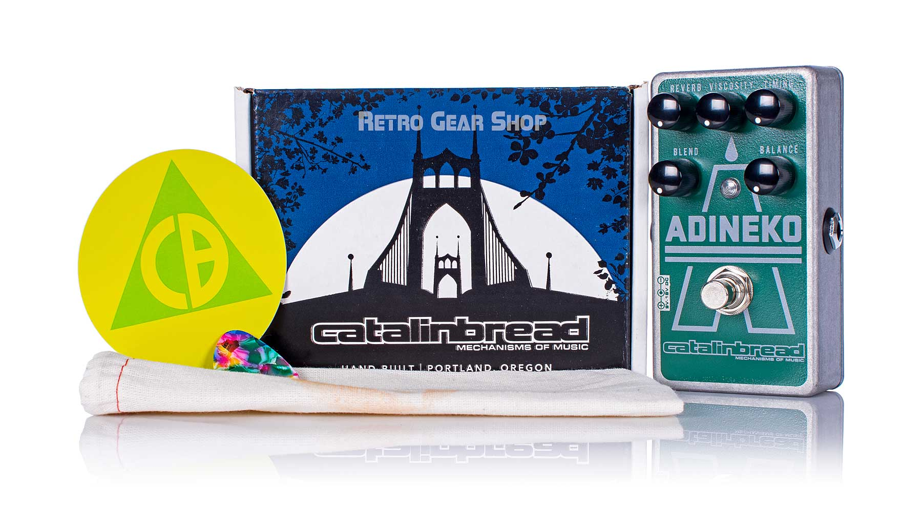 Catalinbread Adineko Box Manual Extras