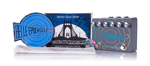 Catalinbread CB3 Belle Epoch Tape Echo Box Manual Extras