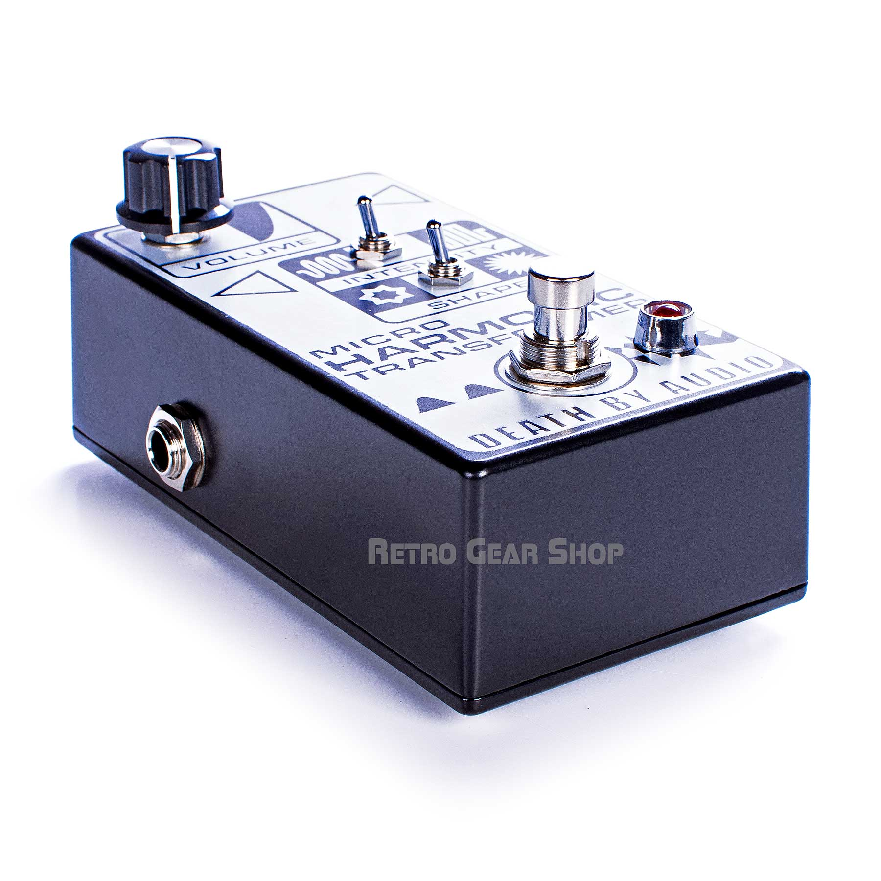 Death by Audio Micro Harmonic Transformer Front Left