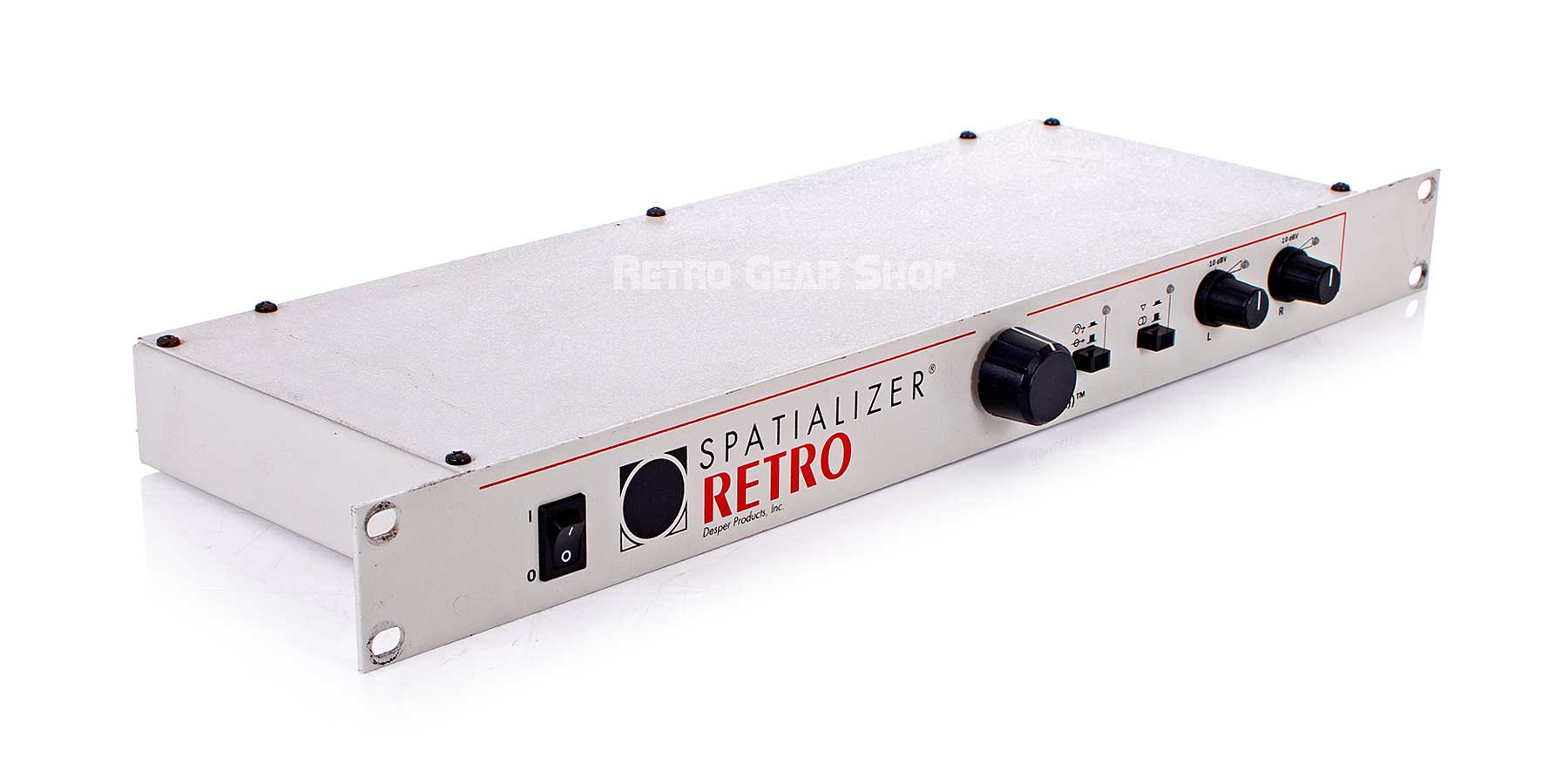 Desper Spatializer Retro SR-1 Top Left