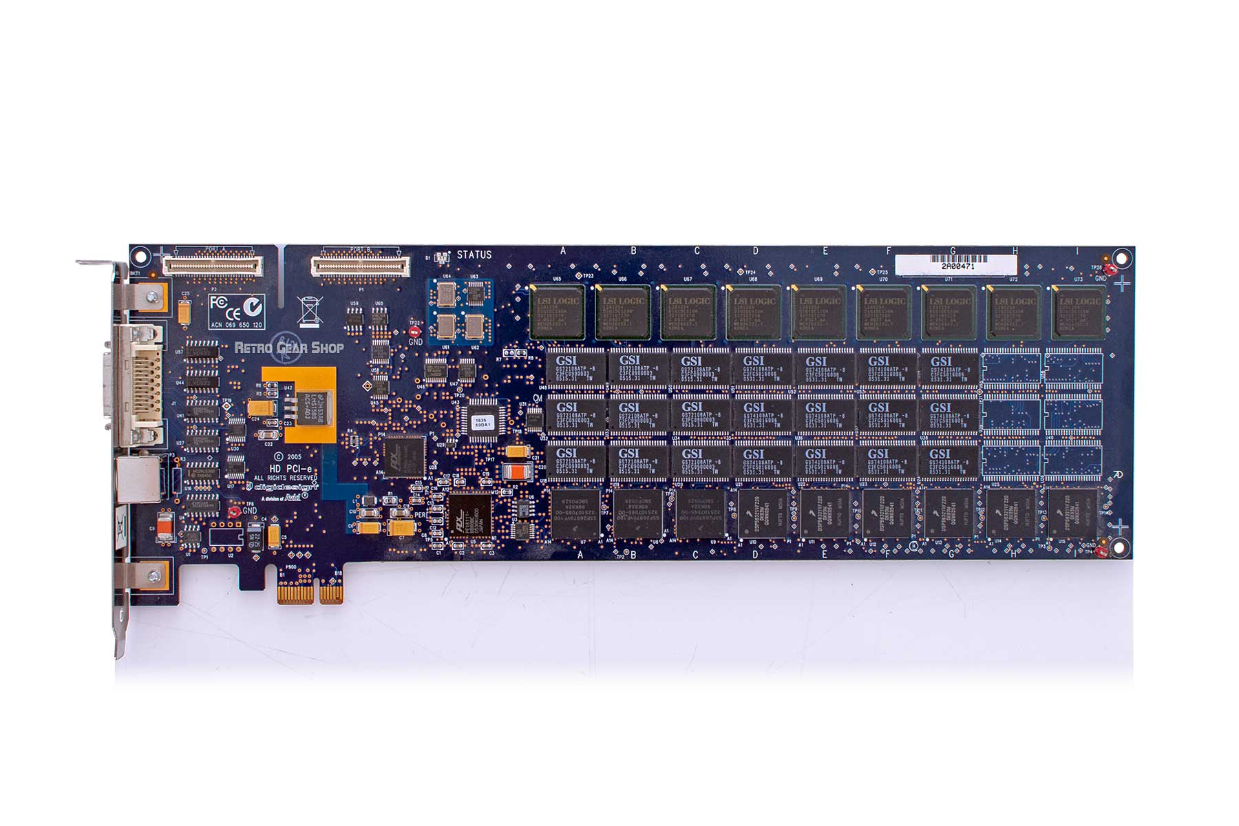 Digidesign 192 HD Accel PCIE Card