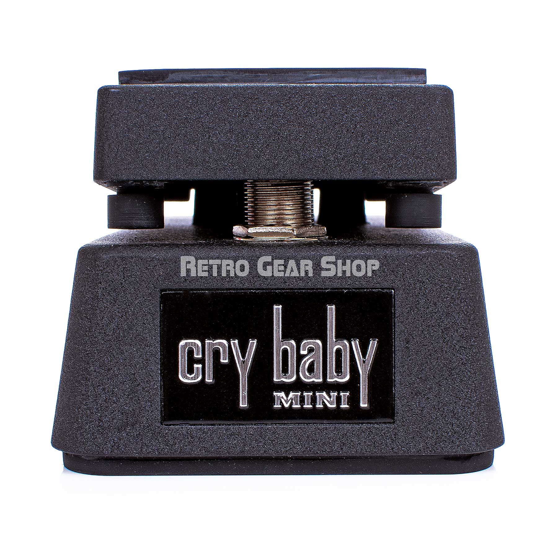 Dunlop CBM95 Mini Cry Baby Wah Front
