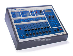 E-Mu SP-12 Turbo Drum Machine