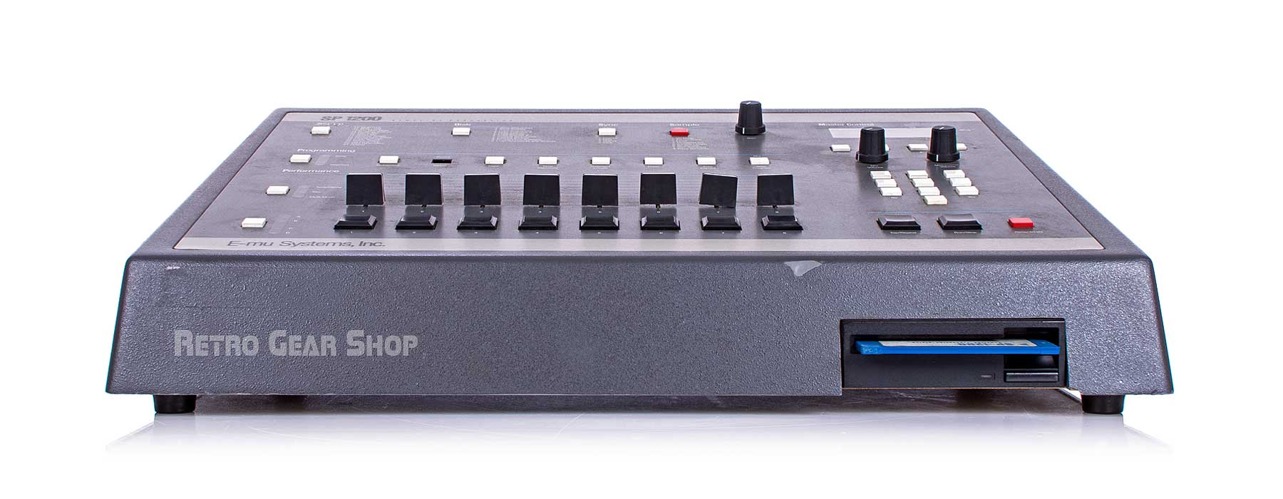 E-mu SP-1200 Original Gray Front