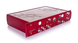 Focusrite Red 7 Mic Pre Top Left