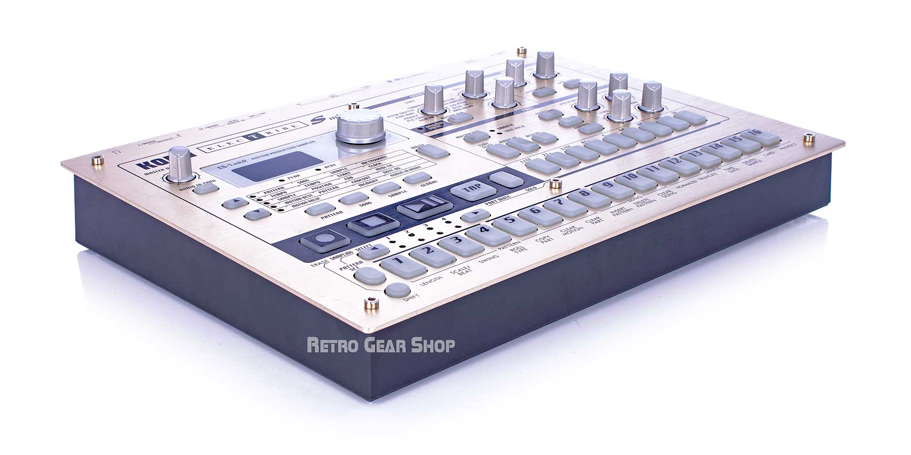 Korg Electribe ES-1 Mk2 Top Left