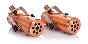 Placid Audio Copperphone Stereo Pair Top Left