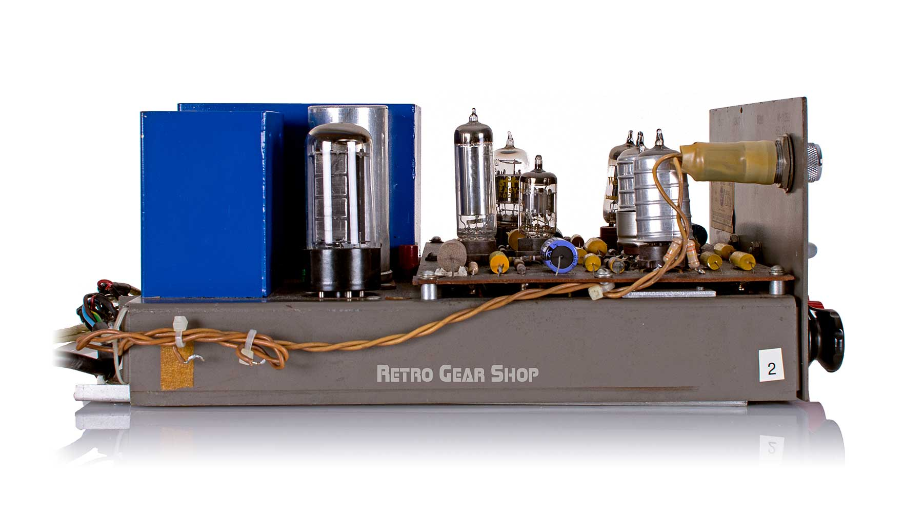 RCA BA-25A AGC Program Amplifier Left
