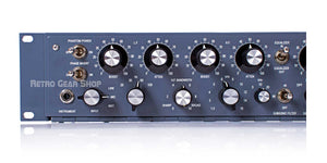 Retro Instruments Powerstrip Recording Channel Front Left