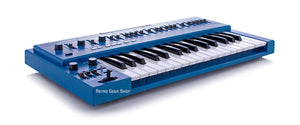 Roland SH-101 Blue Top Left