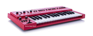 Roland SH-101 Red Serviced Front Left