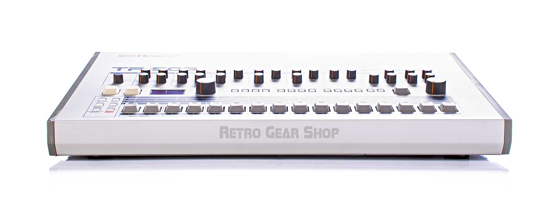 Roland TR-909 Front
